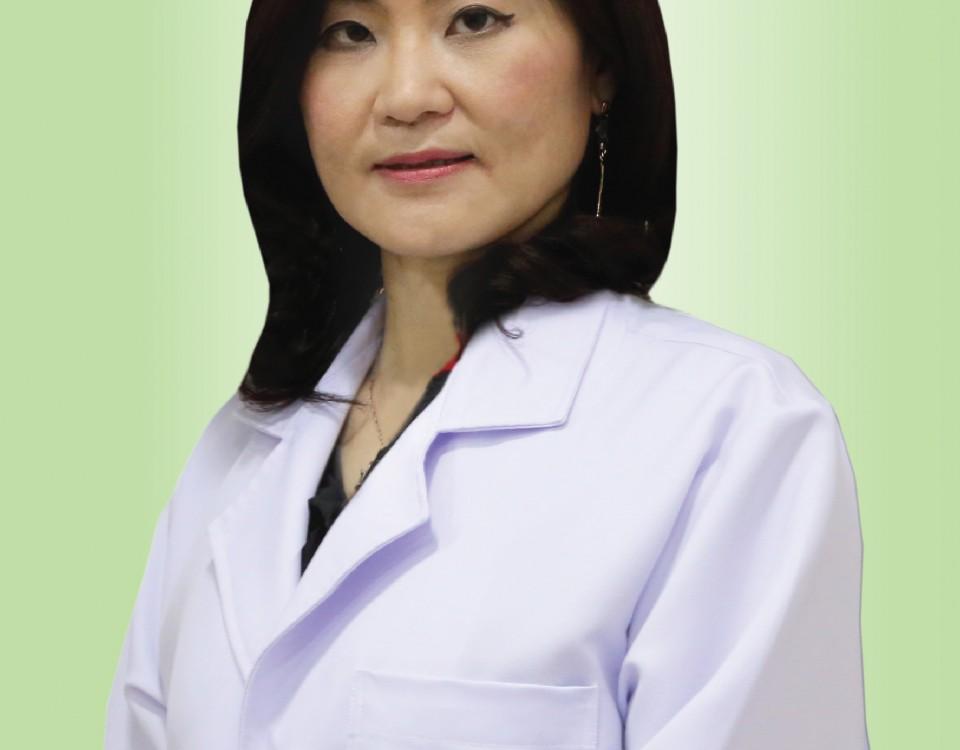 แพทย์หญิงวาสนา จรัสวชิรกุล